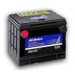 AC Delco Battery Brand
